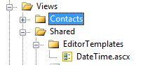 Steve Michelotti: MVC 2 Editor Template with DateTime